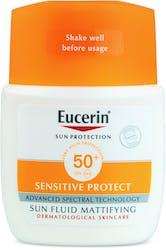 Eucerin Sun Face Mattifying Fluid SPF50+ 50ml
