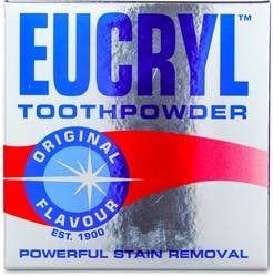Eucryl Toothpowder Stain Removal 50g
