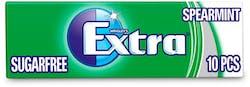Extra Spearmint Gum 14g