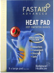 Fast Aid Advanced Heat Pad 1s