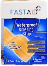 Fast Aid Fabric Dress Strip 6.3cm x 1m
