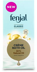 Fenjal Classic Creme Bath Oil 125ml