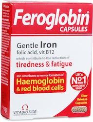 Vitabiotics Feroglobin Capsules 30 Capsule