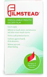 Filmstead Dissolvable Mouth Ulcer Film 12s