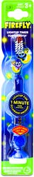 Firefly Lightup Timer Toothbrush Soft (3+ Years) 1 Pack