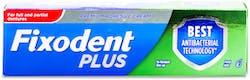 Fixodent Adhesive Cream Plus Fresh Mint 40g