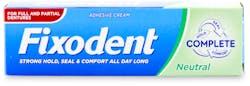 Fixodent Neutral Complete Denture Adhesive Cream 47g