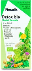 Floradix Detox Bio Herbal Formula 250ml