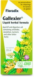 Floradix Gallexier Liquid Herbal Formula 250ml