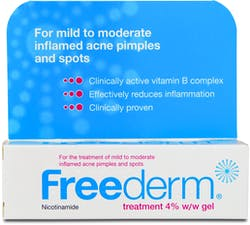 Freederm Treatment 4% w/w Gel 25g