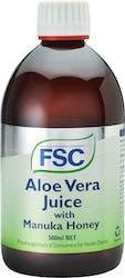 FSC AloeVera & Manuka Honey Juice 500ml