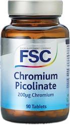 FSC Chromium Picolinate 200Ug 90 Tablets