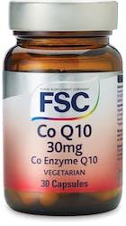 FSC CoQ10 30mg 30 Capsules
