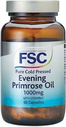 FSC Evening Primrose Oil 1000mg 60 Capsules