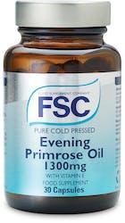 FSC Evening Primrose Oil 1300mg 30 Capsules