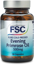 FSC Evening Primrose Oil 500mg 90 Capsules