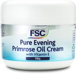 FSC Evening Primrose Oil Cream 100g