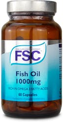 FSC Foil Fish Oil 1000mg 60 Capsules