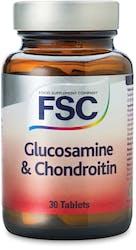 FSC Glucosamine 500mg & Chondroitin 400mg 30 Tablets