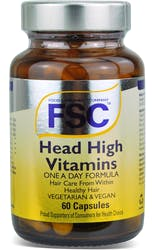 FSC Head High Vitamin 60 Veg Capsules