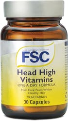 FSC Head High Vitamins 30 Capsules