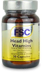 FSC Head High Vitamins 30 Capsules