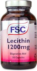 FSC Lecithin 1200mg 90 Softgels