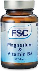 FSC Magnesium Vitamin B6 90 Tablets