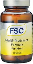 FSC Multinutrient Formula for Men 60 Tablets