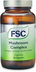 FSC Mushroom Formula Vegetarian 60 Capsules