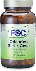 FSC One-A-Day Garlic Gem 365 Capsules
