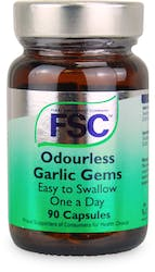 FSC One-a-day Garlic Gems 90 Capsules
