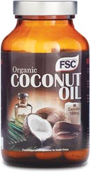 FSC Organic Coconut Oil 1000mg 90 Capsules