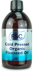 FSC Organic Flaxseed Oil 500ml