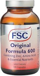 FSC Original Formula 600 120 Capsules