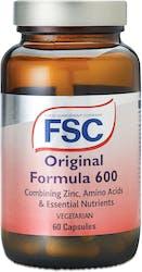 FSC Original Formula 600 60 Capsules