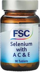 FSC Selenium Ace 90 Tablets