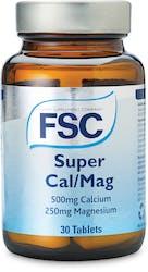 FSC Super Cal / Mag 30 Tablets