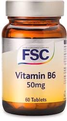FSC Vitamin B 650mg 60 Tablets