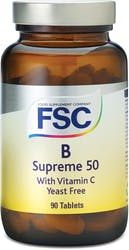 FSC Vitamin B Supreme With Vitamin C 90 tabs