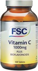 FSC Vitamin C 1000mg 120 Tablets