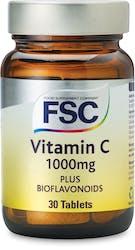 FSC Vitamin C 1000mg 30 Tablets
