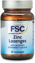 FSC Zinc Lozenges 36 Pack
