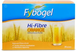 Fybogel Hi-Fibre Sachets Orange 30s