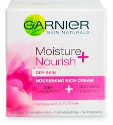 Garnier Moisture and Nourish cream 50ml