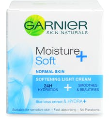 Garnier Moisture and Soft Cream 50ml