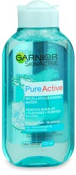 Garnier Pure Active Micellar Water Oily Skin 125ml