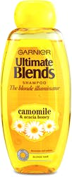 Garnier Ultimate Blends Blonde Illuminator Shampoo 400ml