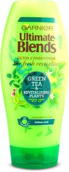 Garnier Ultimate Blends Fresh Revitaliser Detox Conditioner 400ml