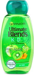 Garnier Ultimate Blends Kids Apple No Tears Shampoo 250ml